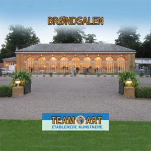 Brøndsalen Team-Art