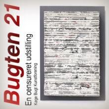 """""""Bugten"""" 2021, censureret udstilling i Portalen i Greve"""