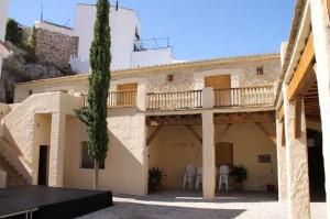 Casa Del Apero, Kulturhuset