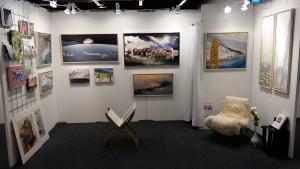 Den Rejsende på Hillerød Kunstmesse