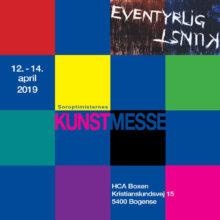 Kunstmessen Eventyrlig Kunst 2019