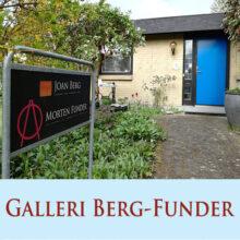 Galleri Berg-Funder åbningstider frem mod jul 2019