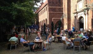 Helligåndshuset Sommercafé