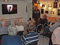 Foredrag i fotoklub