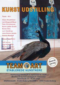 Team-Art 2018 - PLAKAT A3