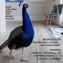 Med Team-Art i Brøndsalen 2019