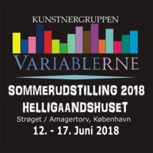 Variablernes sommerudstilling 2018