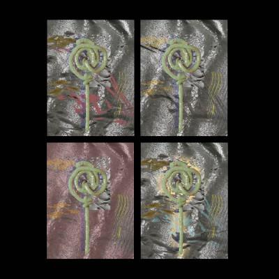 Nøgle 1, 2, 3 og 4